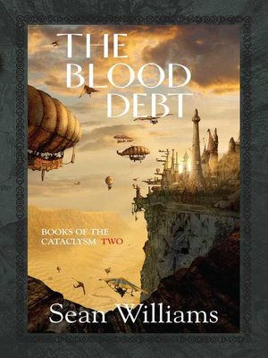 cover image of The Blood Debt