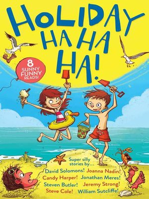 cover image of Holiday Ha Ha Ha!