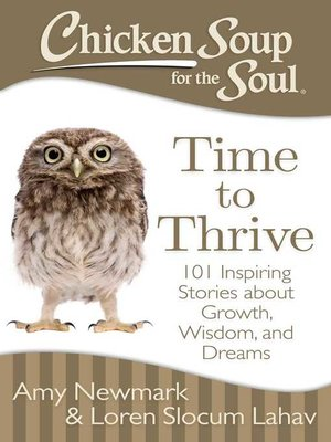 cover image of Time to Thrive