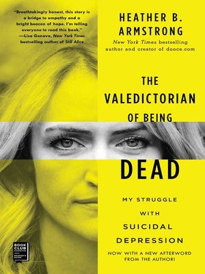 cover image of The Valedictorian of Being Dead