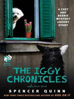 cover image of The Iggy Chronicles, Volume 1