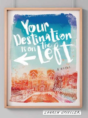 cover image of Your Destination Is on the Left