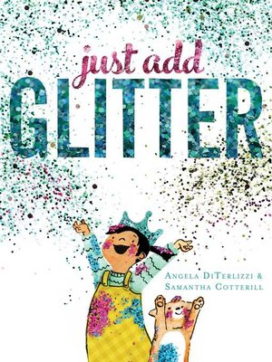 cover image of Just Add Glitter