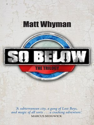 cover image of So Below: The Trilogy