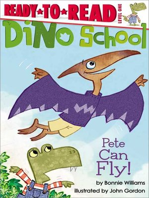 cover image of Pete Can Fly!