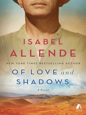 cover image of Of Love and Shadows