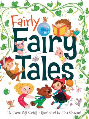 cover image of Fairly Fairy Tales