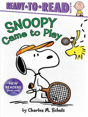 cover image of Snoopy Came to Play