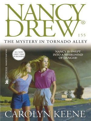 cover image of The Mystery in Tornado Alley