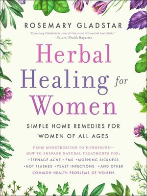 cover image of Herbal Healing for Women
