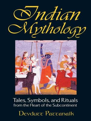 cover image of Indian Mythology