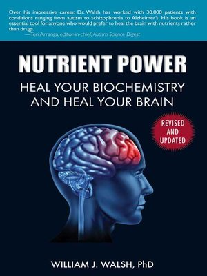 cover image of Nutrient Power