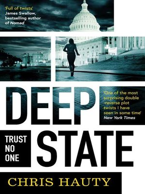 cover image of Deep State