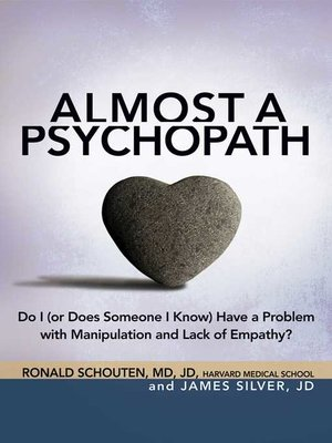 cover image of Almost a Psychopath