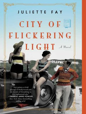 cover image of City of Flickering Light
