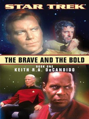 cover image of The Brave and the Bold, Book 1