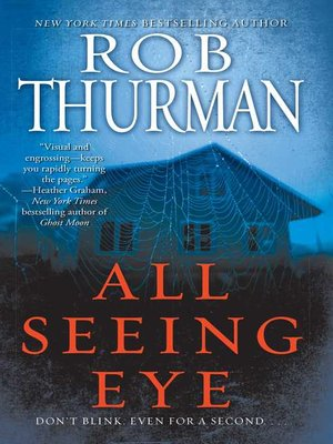 cover image of All Seeing Eye