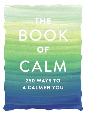 cover image of The Book of Calm