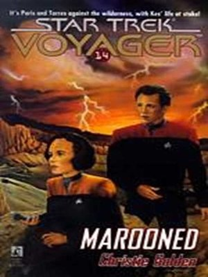 cover image of Marooned