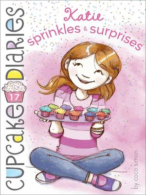 cover image of Katie Sprinkles and Surprises