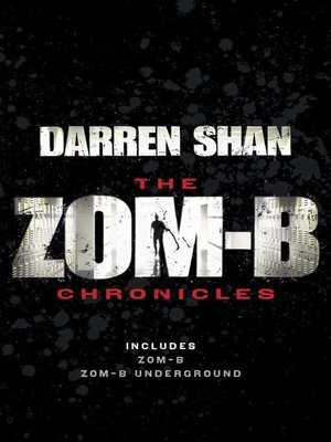 cover image of Zom-B Chronicles