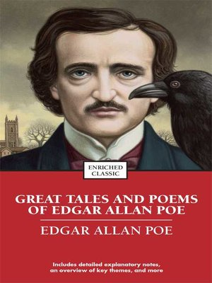 cover image of Great Tales and Poems of Edgar Allan Poe