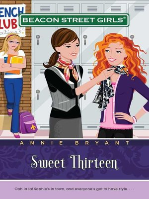 cover image of Sweet Thirteen