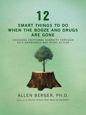 cover image of 12 Smart Things to Do When the Booze and Drugs Are Gone