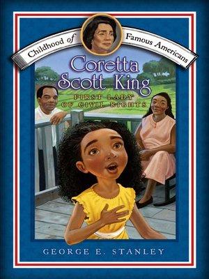 cover image of Coretta Scott King