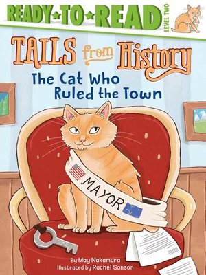 cover image of The Cat Who Ruled the Town
