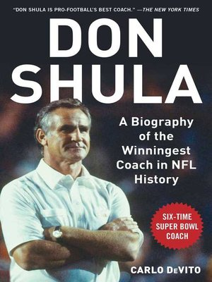 cover image of Don Shula