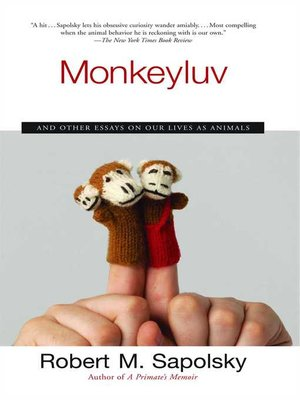 cover image of Monkeyluv