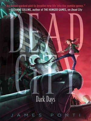 cover image of Dark Days