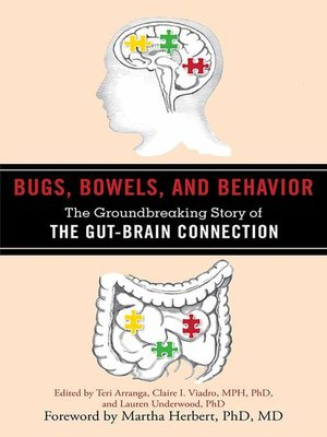 cover image of Bugs, Bowels, and Behavior