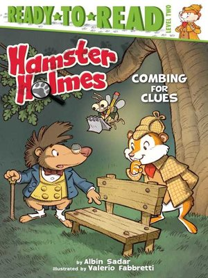 cover image of Hamster Holmes, Combing for Clues