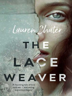 cover image of The Lace Weaver