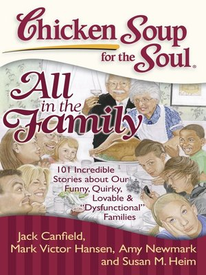 cover image of All in the Family