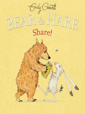 cover image of Bear & Hare Share!