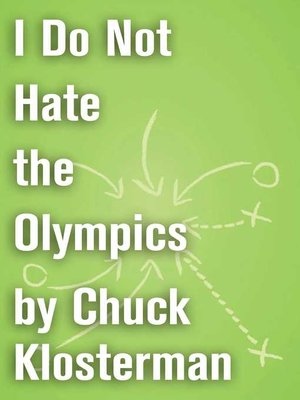 cover image of I Do Not Hate the Olympics