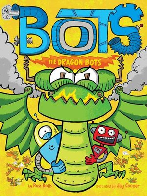 cover image of The Dragon Bots