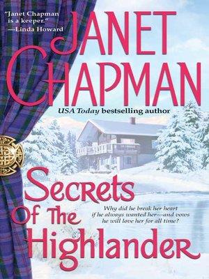 cover image of Secrets of the Highlander