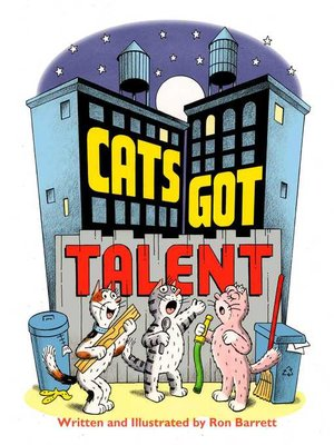 cover image of Cats Got Talent