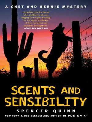 cover image of Scents and Sensibility