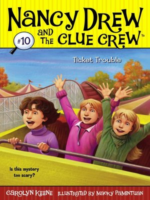 cover image of Ticket Trouble