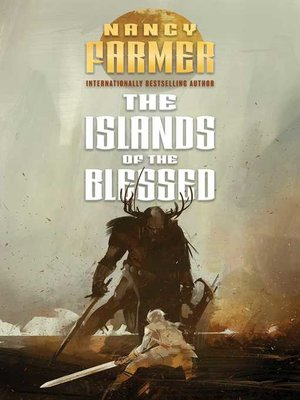 cover image of The Islands of the Blessed