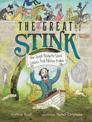 cover image of The Great Stink