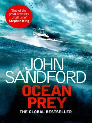 cover image of Ocean Prey