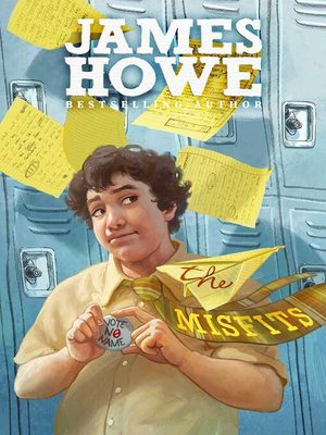 cover image of The Misfits