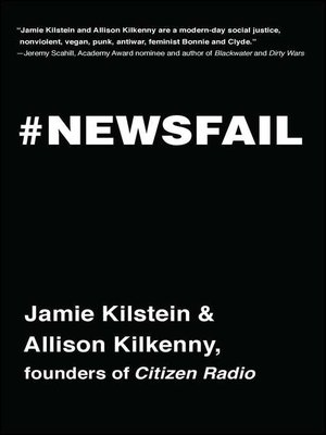 cover image of Newsfail