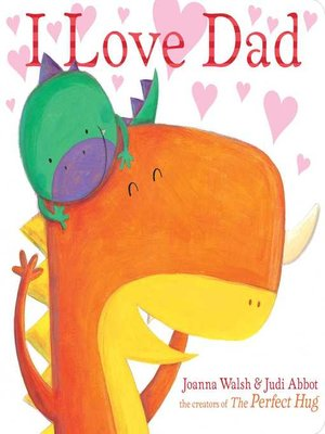 cover image of I Love Dad